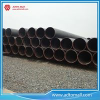 "Picture of BS 1387 Gr.A 1 1/2""x2.9mmx6m ERW Pipe"