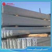 Picture of Galvanized Painted Steel Metal Highway Guardrail