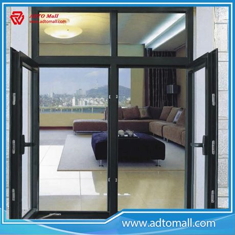 Picture of Outward Open Aluminum Window With Heat Insulated Glazing