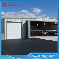 Picture of Pre-engineering Steel Airplane Shed