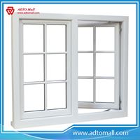 Picture of Anodized Aluminium Casement Windows with Grids