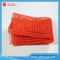 Picture of HDPE Red/ Orange/Blue/Green Safety Netting for Construction