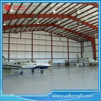Picture of Prefabricated Aircraft Hangar