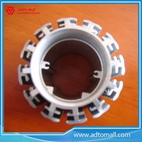 Picture of Extrusion Anodizing Aluminum Profile for Curtain Wall