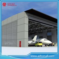 Picture of Aircraft Hangar
