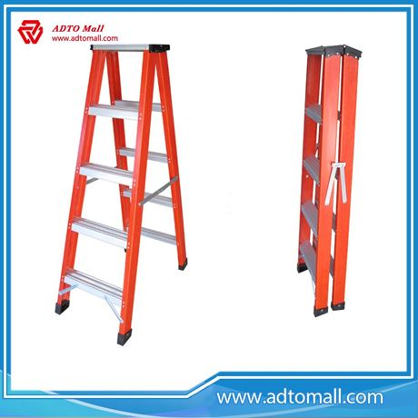 Picture of Insulation Fiberglass A Frame Ladder