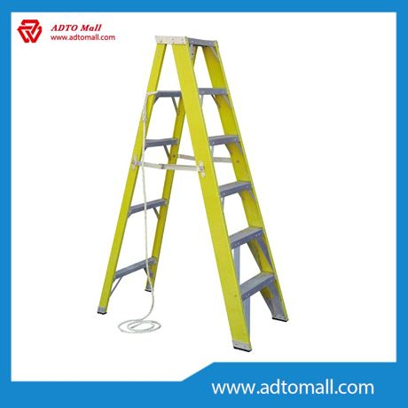 Picture of A Type Fiberglass Ladder