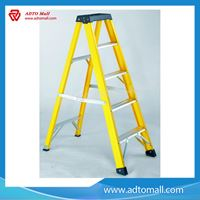 Picture of EN131 Fiberglass Ladder A Shape