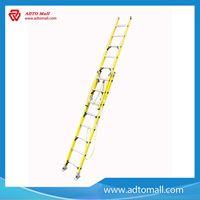 Picture of EN131 Cable Extend Fiberglass Ladder