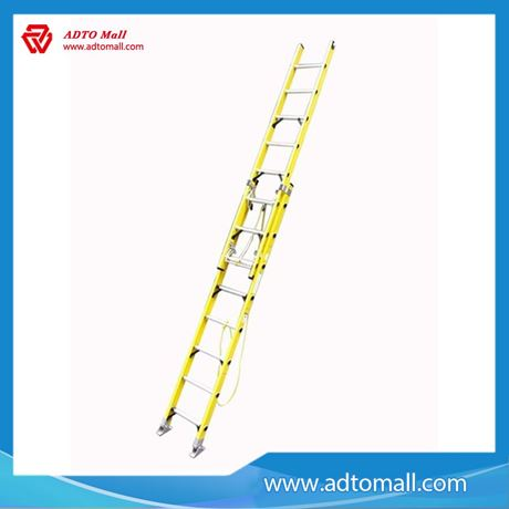 Picture of EN131 Cable Extend Fiberglass Ladder