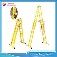 Picture of Fiberglass Insulation Ladder