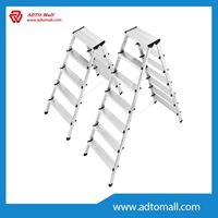 Picture of Folding Aluminium Stool Ladder