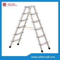 Picture of Portable Aluminium Stool Step Ladder