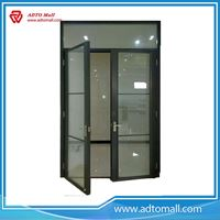 Picture of Aluminum Door for Balcony
