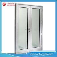 Picture of Aluminum Alloy Energy Saving Glass Casement Door