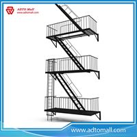 Picture of Fire Escape Stairs