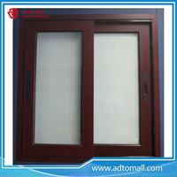Picture of Aluminum Sliding Windows of Heat Insultation