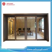 Picture of Aluminum Exterior Door