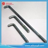 Picture of A36 Anchor Bolt in L Shape