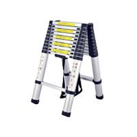 Aluminum Telescopic Ladder with Finger Gap