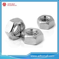 Picture of DIN439 Thin Hex Nut