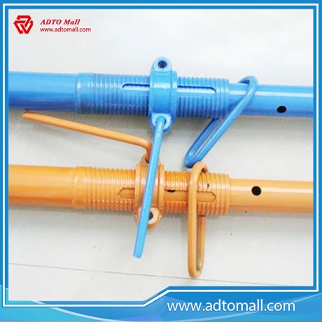 Picture of Heavy Duty 2.2-3.9M Painted Steel Shoring Jack High Quality