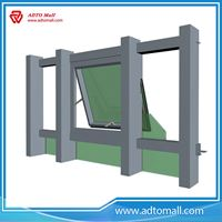 Picture of Fabrication and Engineering Curtain Wall