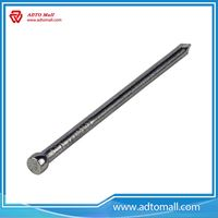 Picture of Polished Surface Finish Bullet Head Iron Nails