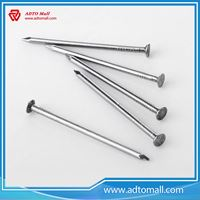 Picture of Round Steel Concrete Nails