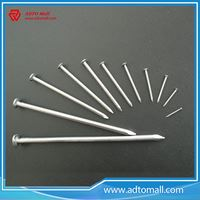 Picture of Galvanized Round Head Iron Nails
