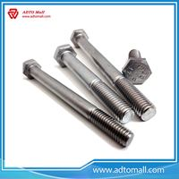 Picture of DIN931/933 Stainless Steel Hex Bolt