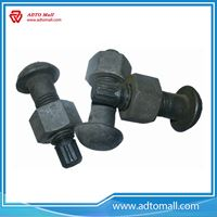 Picture of High Tensile Structure Bolt in Black Surface Finish