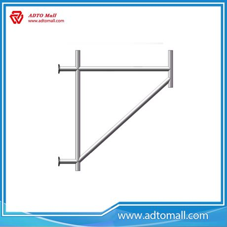 Picture of Scaffolding Cuplock Sytstem Cantilever Beam Frame