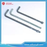 Picture of Zinc Plated Anchor Bolt
