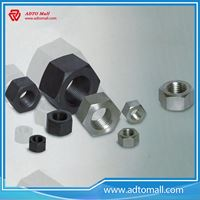 Picture of M8 to M36 Full Thread Hex Nuts