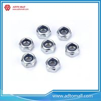 Picture of DIN982 Nylon Nut