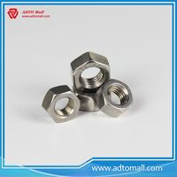 Picture of A2-70 Stainless Steel Hexagonal Head Nut