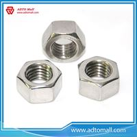 Picture of SS304 DIN934 Hex Nut for Machines