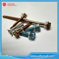 Picture of Hex Head Self Drilling Screws with EPDM Washer