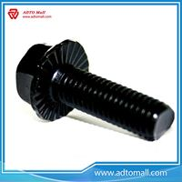 Picture of Carbon Steel Flange Head Bolts