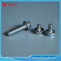 Picture of M8 - M36 Color Plated Flange Bolts