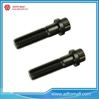 Picture of Grade 10.9 High Tensile Flange Head Bolts