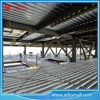Picture of Galvanized Steel Sheet Metal Floor Slab