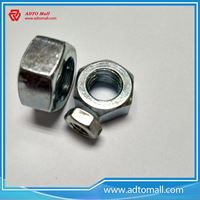 Picture of M16 Hex Nuts