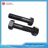 Picture of High Tensile Bolts and Nuts