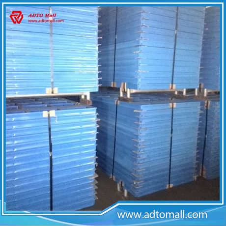 Picture of Adjustable Steel Wall Formwork