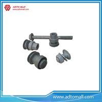 Picture of Zinc Plated Guardrail Bolt and Nut