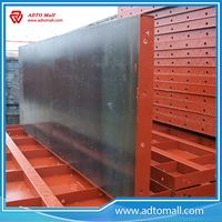 Picture of Metal Column Steel Formwork System