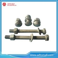 Picture of Low Carbon Steel Guardrail Bolts