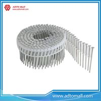 Picture of Galvanized Coil Nails